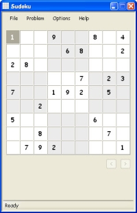 The Sudoku Application